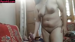 Desi Bhabhi Fucking With Boss