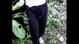 odisha gf and bf in forest,with audio