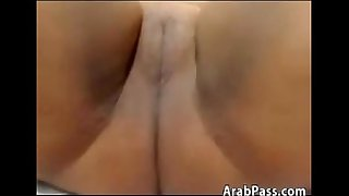 Thick Arab Pussy Fingering Close Up