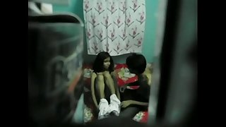 DEsHi Couple hidden cam